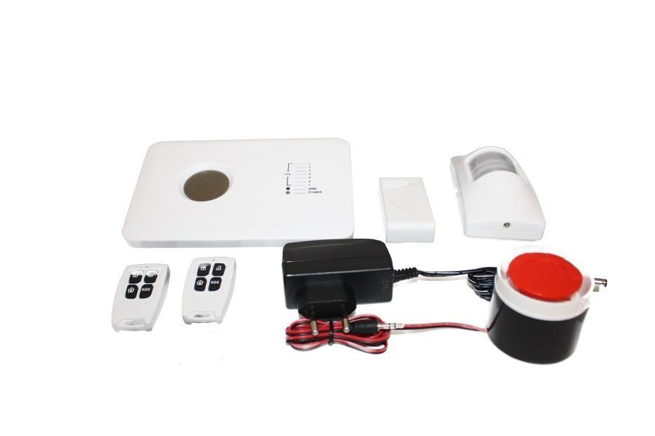 SVplus GSM охранная сигнализация H-17 105589